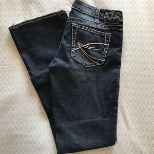 Silver Jeans Aiko Bootcut 30x33